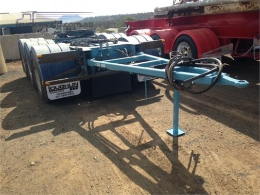 2012 Vawdrey Dolly - Trailers for Sale
