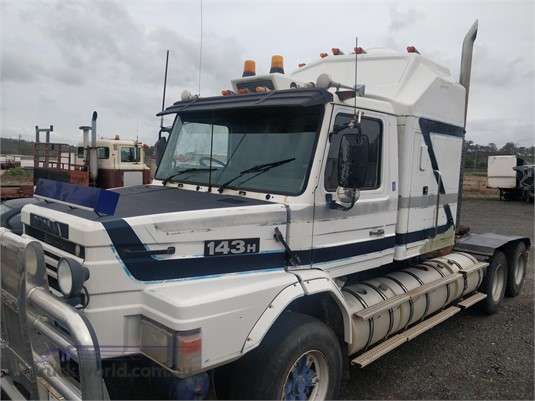 1990 Scania T143H Wheellink - Trucks for Sale