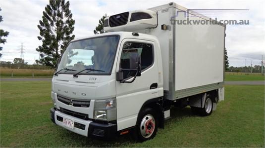 2016 Mitsubishi Canter 515 Wide - Trucks for Sale