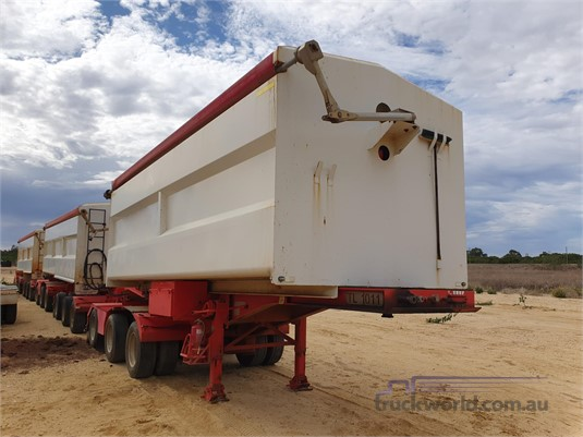 2007 Gte other - Trailers for Sale