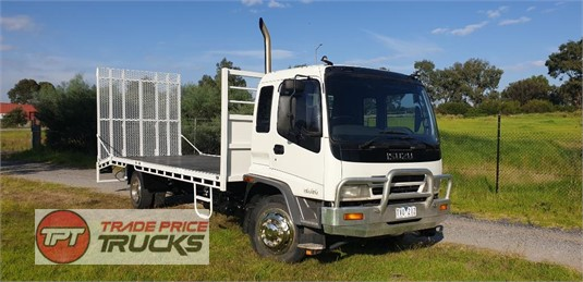 2005 Isuzu FSR 700 Trade Price Trucks  - Trucks for Sale