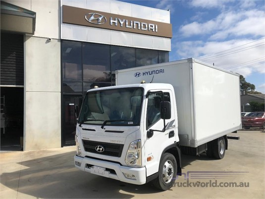 2017 Hyundai Mighty EX4 Standard Cab MWB Adelaide Quality Trucks & AD Hyundai Commercial Vehicles - Trucks for Sale