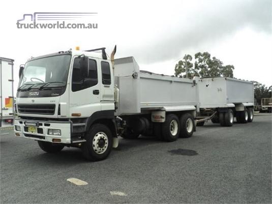 2004 Isuzu Giga CXY 385 - Trucks for Sale