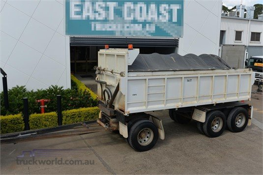 2012 Hercules HEDT-3 East Coast Truck and Bus Sales - Trailers for Sale