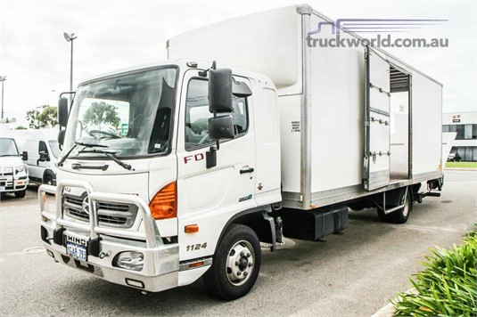 2016 Hino 500 Series 1124 FD - Trucks for Sale