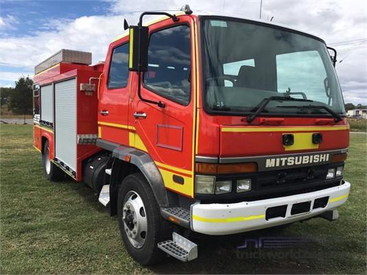 1999 Mitsubishi FM600 - Trucks for Sale