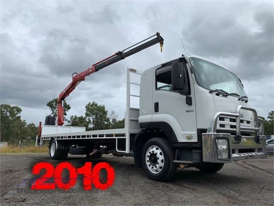 2010 Isuzu FTR Southern Star Truck Centre Pty Ltd - Trucks for Sale