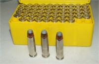 50 Round Box Speer 357 Magnum  Clean Old Factory P