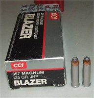 48 Rounds Blazer 357 Magnum