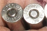 3 Rounds Of 38 Special Super Vel