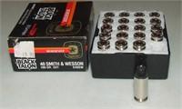 Box Winchester Black Talon  40 S&w