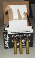 64 Rounds American Eagle .223