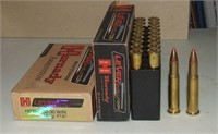 2-20 Round Boxes Of  Hornady 30-30