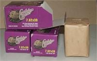 3-20 Round Boxes Golden Bear  7.62x39