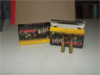 2-20 Round Boxes Of X-tac  5.56  Xp 193