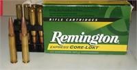 20 Round Box Of Remington 30-06