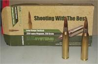 20 Round Box Imi Sys.  .338 Lapua Magnum