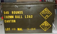 Military Ammo Can