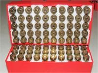2 - 50 Winchester 9mm Silvertip