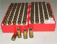 2 - 50 Rounds 9mm Ball