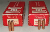 190 Bullets Hornady 7mm