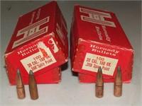 196 Bullets  Hornady  30 Cal