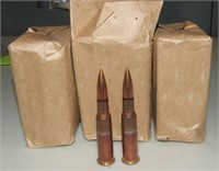 3 - 20 Round Packs Of Russian 7.62x54r Ammo