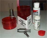 Lee Bullet Lubercizing And Sizing Kit  .358