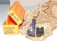 Lyman Mold Block,  38 Special 158 Gr
