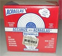 Brownells Acraglas Kit