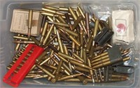 Large Lot Of Military Ammo