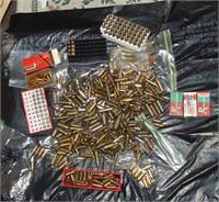 Large Lot Of Pistol Ammo
