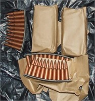 100 Rounds Chinese 7.62x39