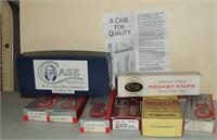 8 Empty Case Knife Boxes