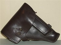 European Leather Auto Holster.