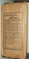 WW2 Non Combatant Gas Mask.