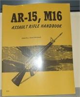 M16 AR-15  Assault Rifle Handbook