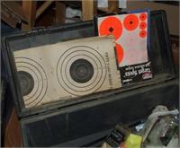 Black Powder Box with Accessories
