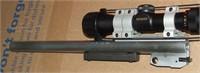 SSK 6.5 JDJ Contender Barrel, scope, dies