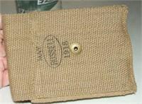 WW1 Double Clip Pouch
