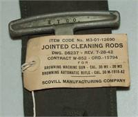US 30 Cal Rod & Case