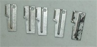 5 US P38 Can Openers