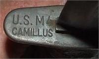 Original US M4 Bayonet & Scabbard,