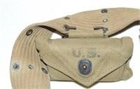WW1-2 Belt/Holster Rig