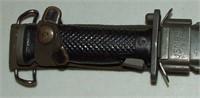 US M5 Imperial Bayonet & Scabbard
