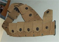 Original Mills 1917 Dismounted Belt