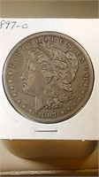 Coin & Currency April 2020 Online Auction