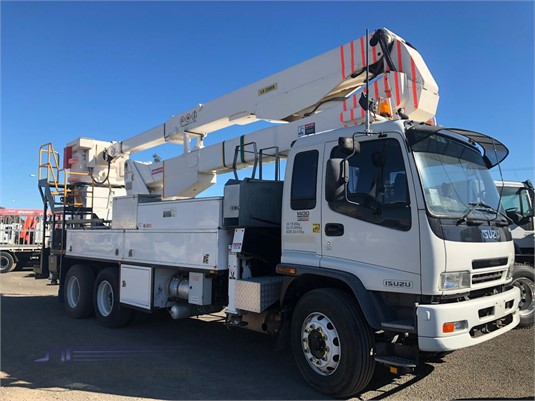 2007 Isuzu FVZ 1400 - Trucks for Sale