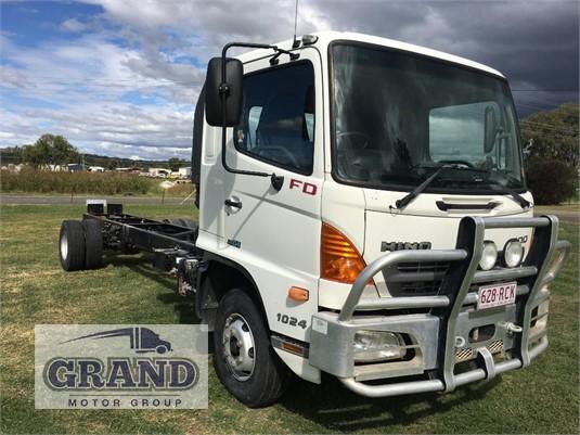 2008 Hino FD 1024 Grand Motor Group  - Trucks for Sale