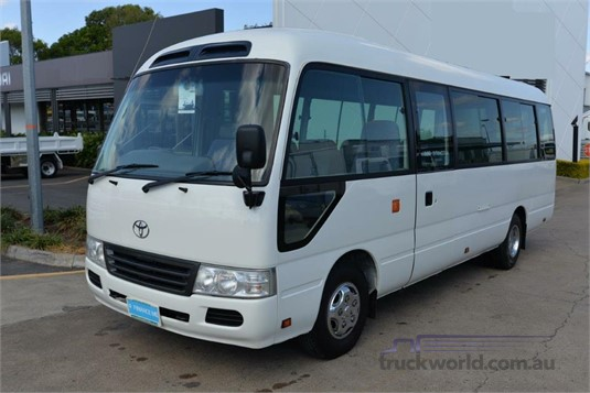 2011 Toyota Coaster Deluxe - Buses for Sale